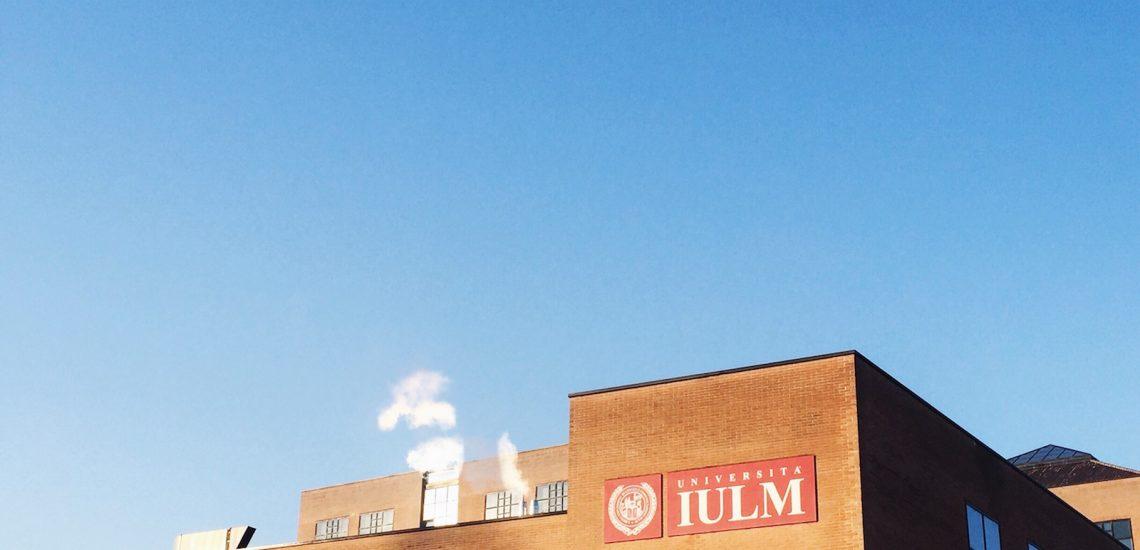 architettura dell'informazione e UX IULM